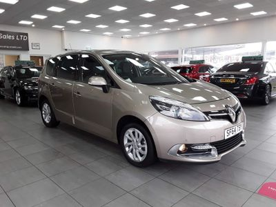 Renault Grand Scenic MPV 1.5 dCi Dynamique TomTom Bose+ Pack (s/s) 5dr