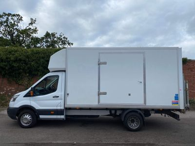 Ford Transit Chassis Cab 2.2 TDCi 350 One-Stop Luton RWD L4 EU5 3dr (DRW)
