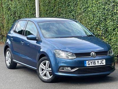 Volkswagen Polo Hatchback 1.2 TSI BlueMotion Tech Match (s/s) 5dr