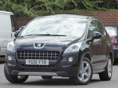 Peugeot 3008 SUV 1.6 HDi Exclusive 5dr