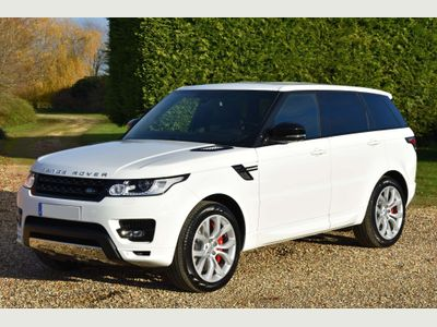 Land Rover Range Rover Sport SUV 5.0 V8 Autobiography Dynamic CommandShift 2 4X4 (s/s) 5dr