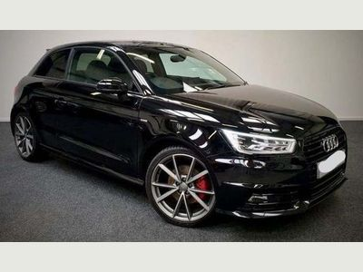 Audi A1 Hatchback 1.4 TFSI CoD Black Edition S Tronic (s/s) 3dr