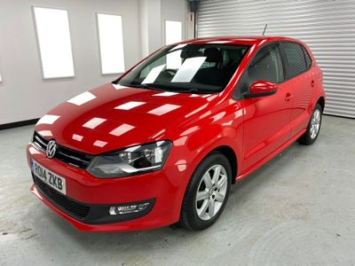 Volkswagen Polo Hatchback 1.2 TDI Match Edition 5dr