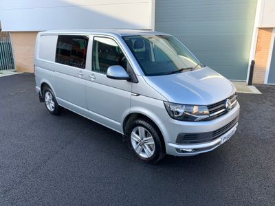 Volkswagen Transporter Other 2.0 TDI BlueMotion Tech T32 Highline Kombi DSG 5dr (EU6)