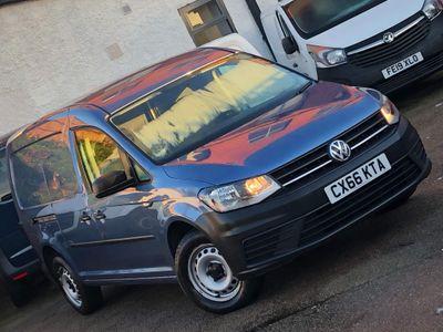 Volkswagen Caddy Maxi Panel Van 2.0 TDI C20 Startline DSG EU5 6dr