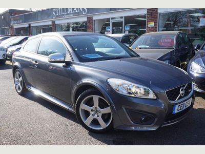 Volvo C30 Coupe 2.0 R-Design 3dr