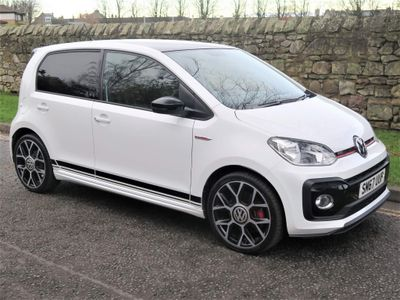 Volkswagen up! Hatchback 1.0 up! GTI (s/s) 5dr