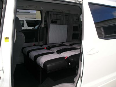 Toyota Alphard MPV Rock n Roll bed conversion [NOW SOLD ]