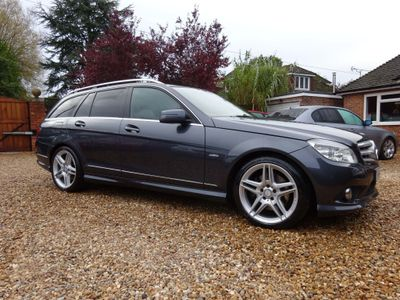 Mercedes-Benz C Class Estate 3.0 C350 CDI BlueEFFICIENCY Sport Auto 5dr
