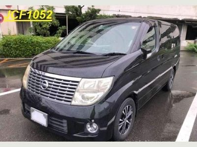 Nissan Elgrand MPV XL CRUISE CURTAINS SUNROOF LEATHER ALLOY