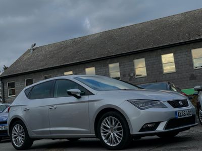 SEAT Leon Hatchback 1.6 TDI SE Dynamic Technology (s/s) 5dr