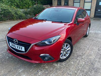Mazda Mazda3 Hatchback 2.2 SKYACTIV-D SE-L 5dr