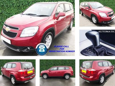 Chevrolet Orlando MPV 2.0 VCDi LT 5dr