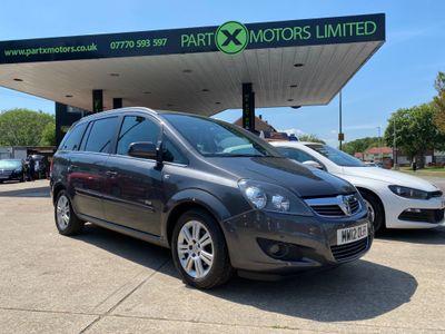 Vauxhall Zafira MPV 1.6 i VVT 16v Design 5dr