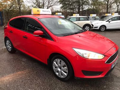 Ford Focus Hatchback 1.6 Studio 5dr