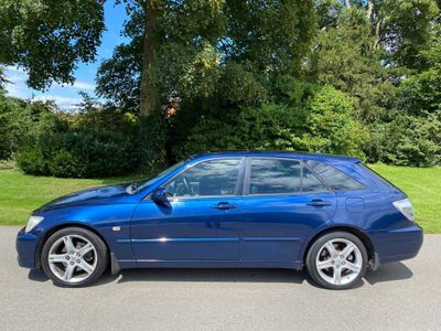 Lexus IS 300 Estate 3.0 SportCross 5dr
