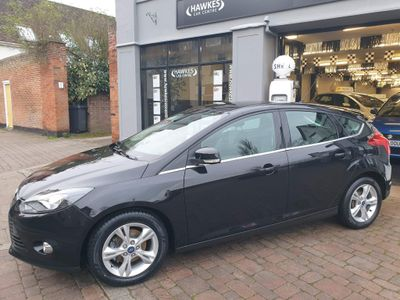 Ford Focus Hatchback 1.6 TDCi ECOnetic Zetec 5dr
