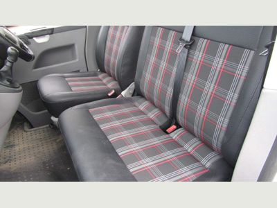 Volkswagen Transporter Panel Van CAMPER VAN 2.5 6 SPEED