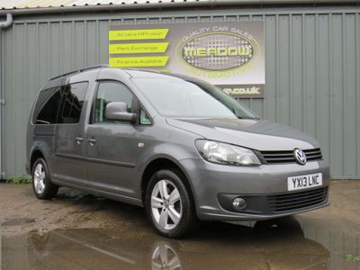 Volkswagen Caddy Maxi Other 1.6 TDI C20 Maxi Life Window Van 5dr (5 Seats)