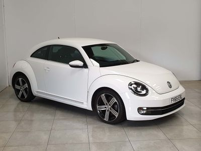 Volkswagen Beetle Hatchback 1.2 TSI BlueMotion Tech Design DSG (s/s) 3dr