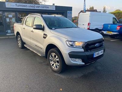 Ford Ranger Other 3.2 TDCi Wildtrak Double Cab Pickup Auto 4WD 4dr