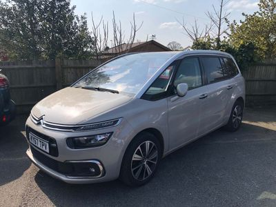 Citroen Grand C4 Picasso MPV 1.6 BlueHDi Flair (s/s) 5dr