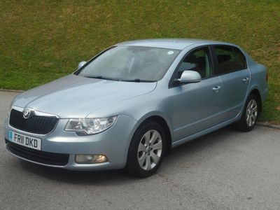 SKODA Superb Hatchback 2.0 TDI CR DPF S DSG 5dr