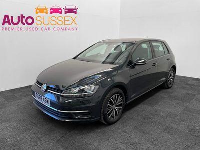 Volkswagen Golf Hatchback 1.5 TSI EVO SE (s/s) 5dr