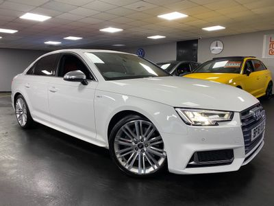 Audi S4 Saloon 3.0 TFSI V6 Tiptronic quattro (s/s) 4dr