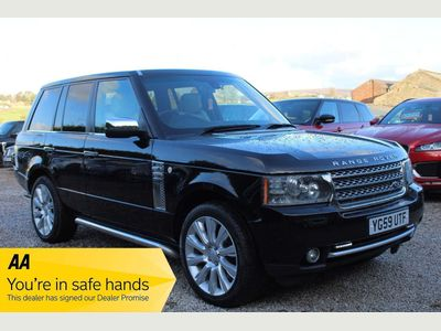 Land Rover Range Rover SUV 5.0 V8 Supercharged Autobiography 5dr