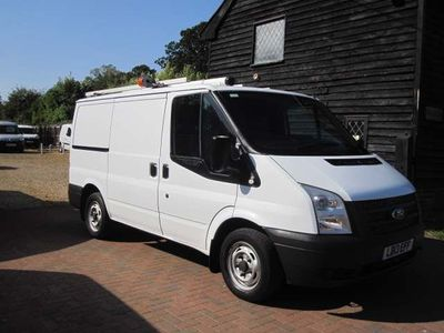 Ford Transit Panel Van 300 SWB Diesel FWD Low Roof TDCI 100ps