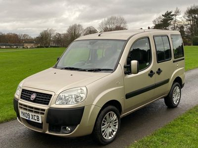 Fiat Doblo Estate 1.3 MultiJet 16v Family 5dr