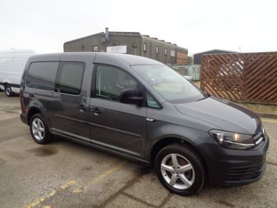 Volkswagen Caddy Maxi Other 2.0 TDI C20 Window Van 5dr (5 Seats)