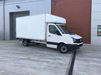 Volkswagen Crafter Chassis Cab 2.0 TDI CR35 LWB Chassis Cab 2dr (LWB)