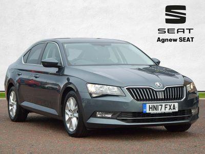 SKODA Superb Hatchback 1.6 TDI Greenline SE Technology (s/s) 5dr