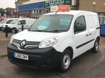 Renault Kangoo Panel Van 1.5 DCI ML19 5DR ENERGY