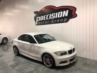 BMW 1 Series Coupe 2.0 118d Sport Plus 2dr
