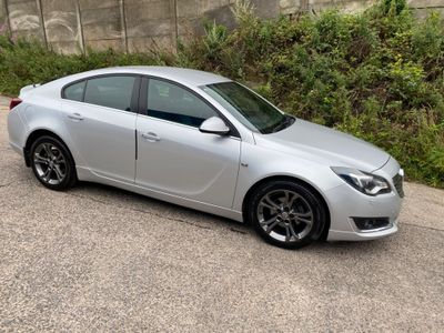 Vauxhall Insignia Hatchback 1.8 i VVT Limited Edition 5dr