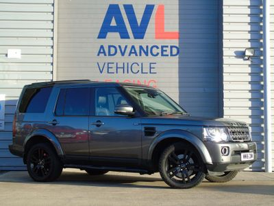 Land Rover Discovery 4 Unlisted 3.0 SD V6 SE Panel Van 5dr