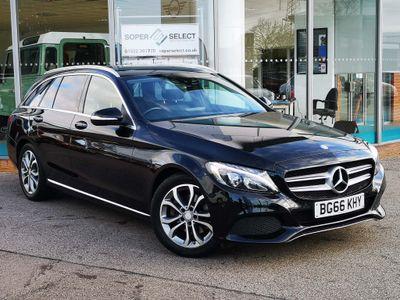 Mercedes-Benz C Class Estate 2.1 C220d Sport (Premium Plus) 7G-Tronic+ (s/s) 5dr