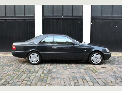 Mercedes-Benz CL Coupe 6.0 CL600 2dr