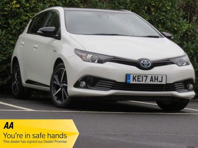 Toyota Auris Hatchback 1.8 VVT-h GB25 CVT (s/s) 5dr (Safety Sense)