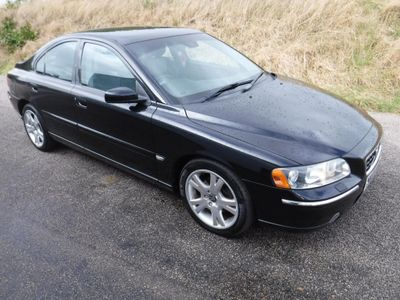 VOLVO S60 Saloon 2.4 D SE Geartronic 4dr