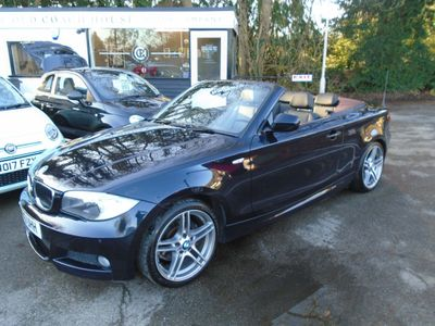 BMW 1 Series Convertible 2.0 118i Sport Plus 2dr