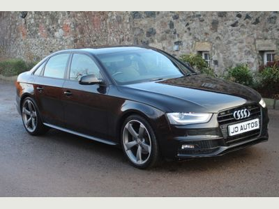 Audi A4 Saloon 1.8 TFSI Black Edition 4dr