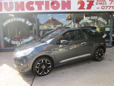Citroen DS3 Cabrio Convertible 1.6 VTi DStyle Plus Cabriolet 2dr