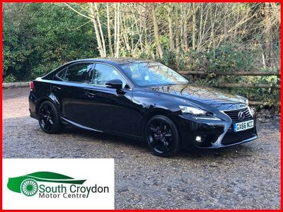 Lexus IS 300 Saloon 2.5 Sport E-CVT 4dr