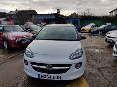 Vauxhall ADAM Hatchback 1.4 16v JAM 3dr