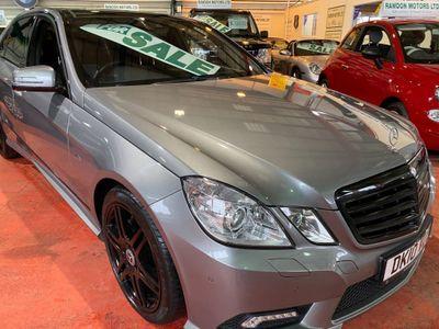 Mercedes-Benz E Class Saloon 3.0 E350 CDI Sport Auto 4dr