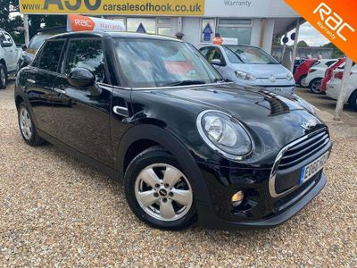 MINI Hatch Hatchback 1.2 One Auto (s/s) 5dr